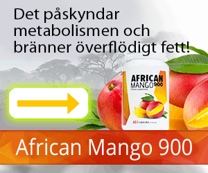 AfricanMango900 - viktminskning