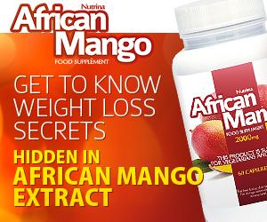 African Mango - viktminskning