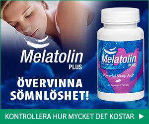 Melatolin Plus - sömnlöshet