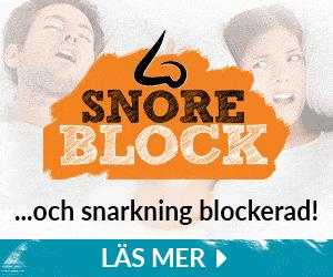 SnoreBlock - snarkning